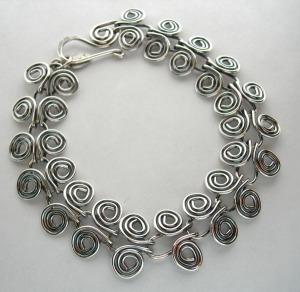 Egyptian Coils Bracelet
